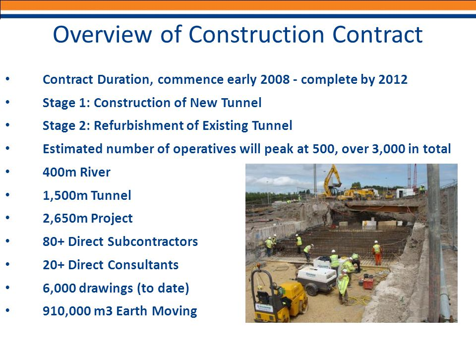Overview of Construction Contract