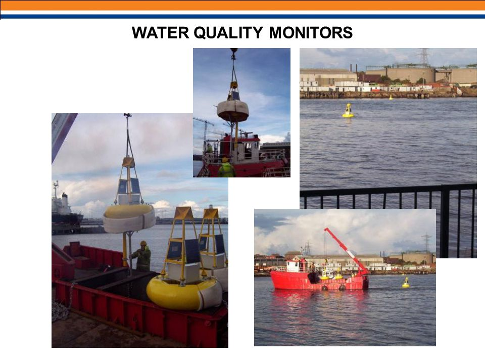 WATER QUALITY MONITORS