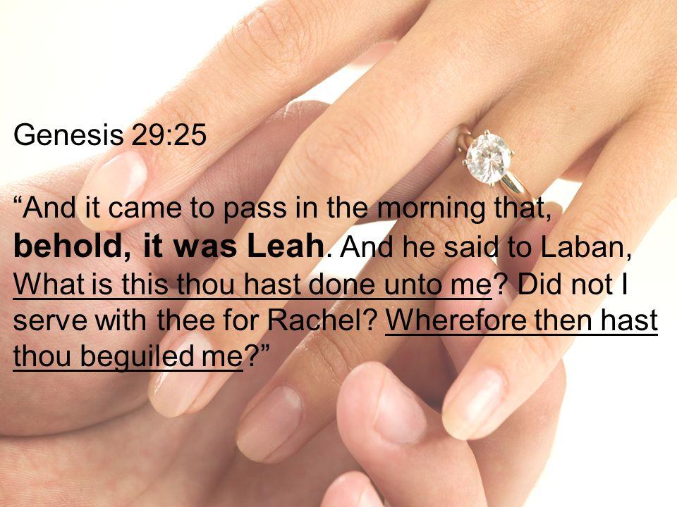 2/12/2012 pm Genesis 29:25.