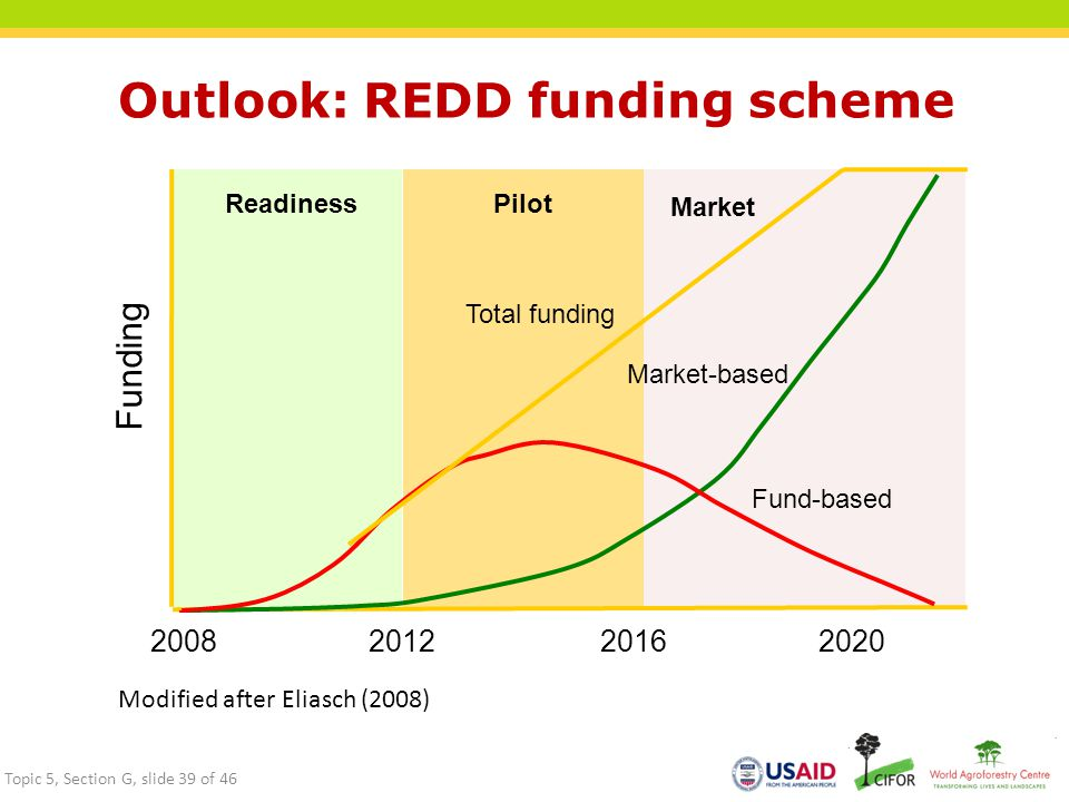 Outlook: REDD funding scheme