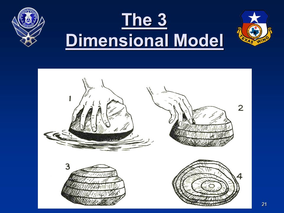 The 3 Dimensional Model