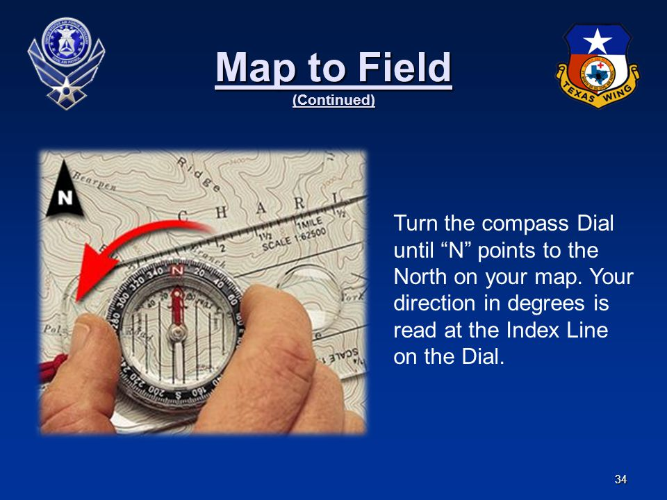 Map to Field (Continued)