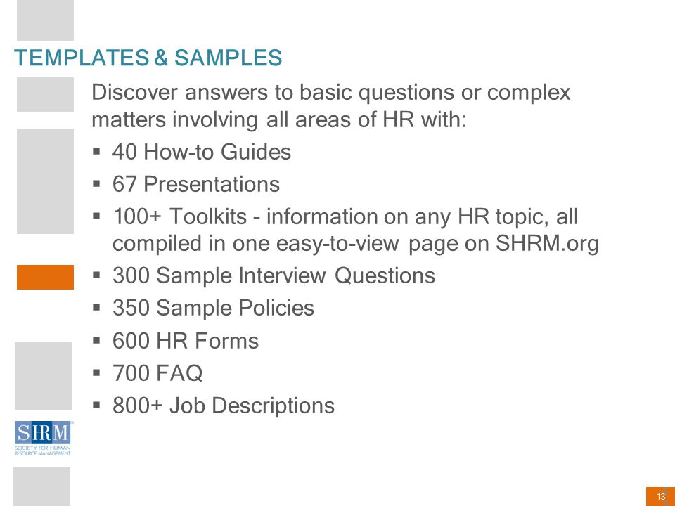 300 Sample Interview Questions 350 Sample Policies 600 HR Forms