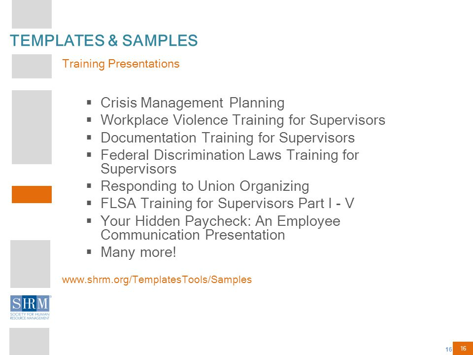 TEMPLATES & SAMPLES Crisis Management Planning