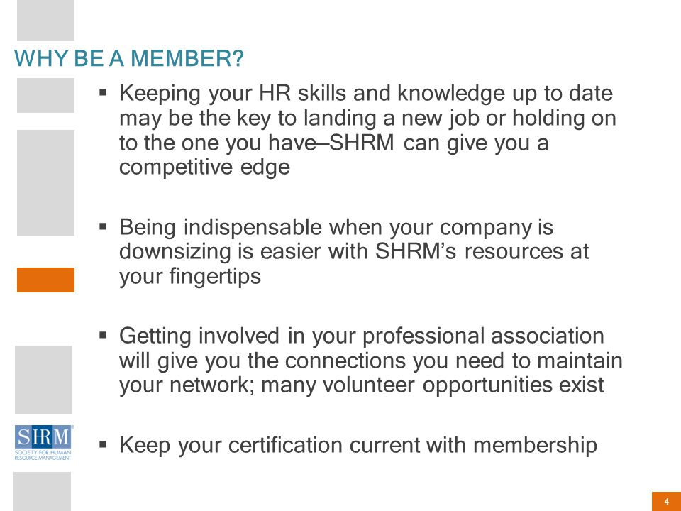 Keep your certification current with membership