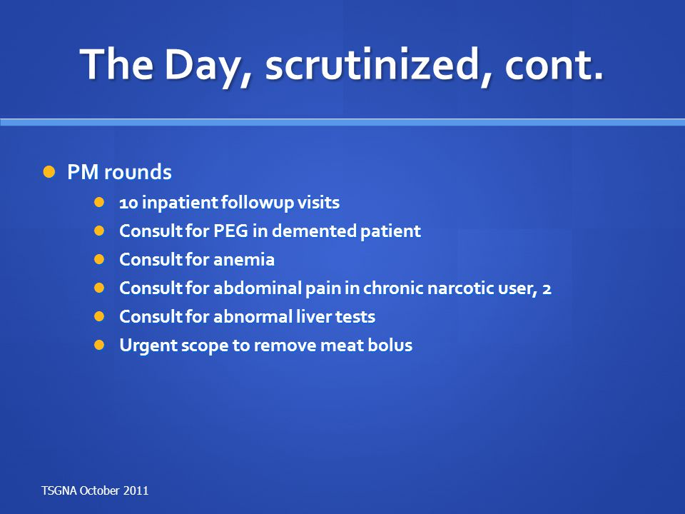 The Day, scrutinized, cont.