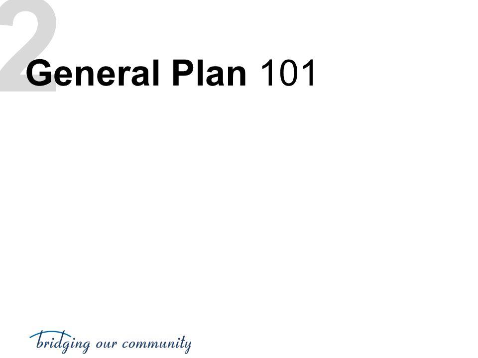 2 General Plan 101 5