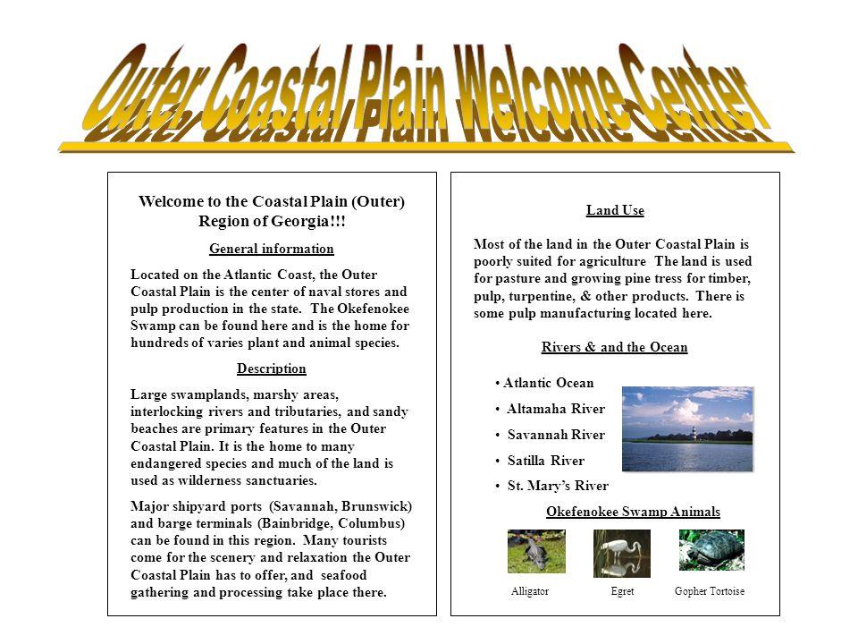 Outer Coastal Plain Welcome Center