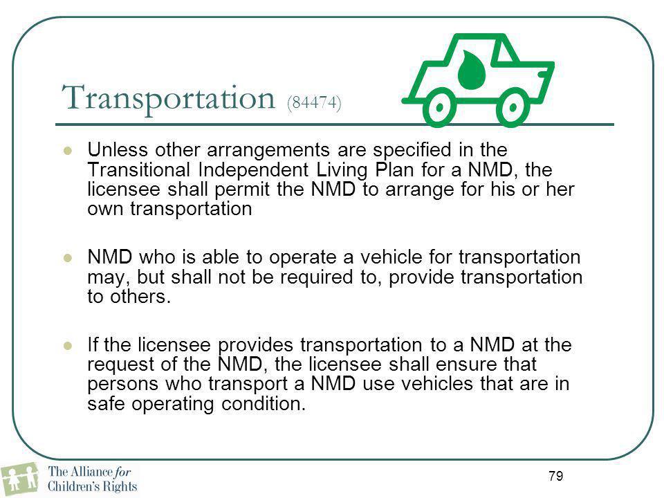 Transportation (84474)