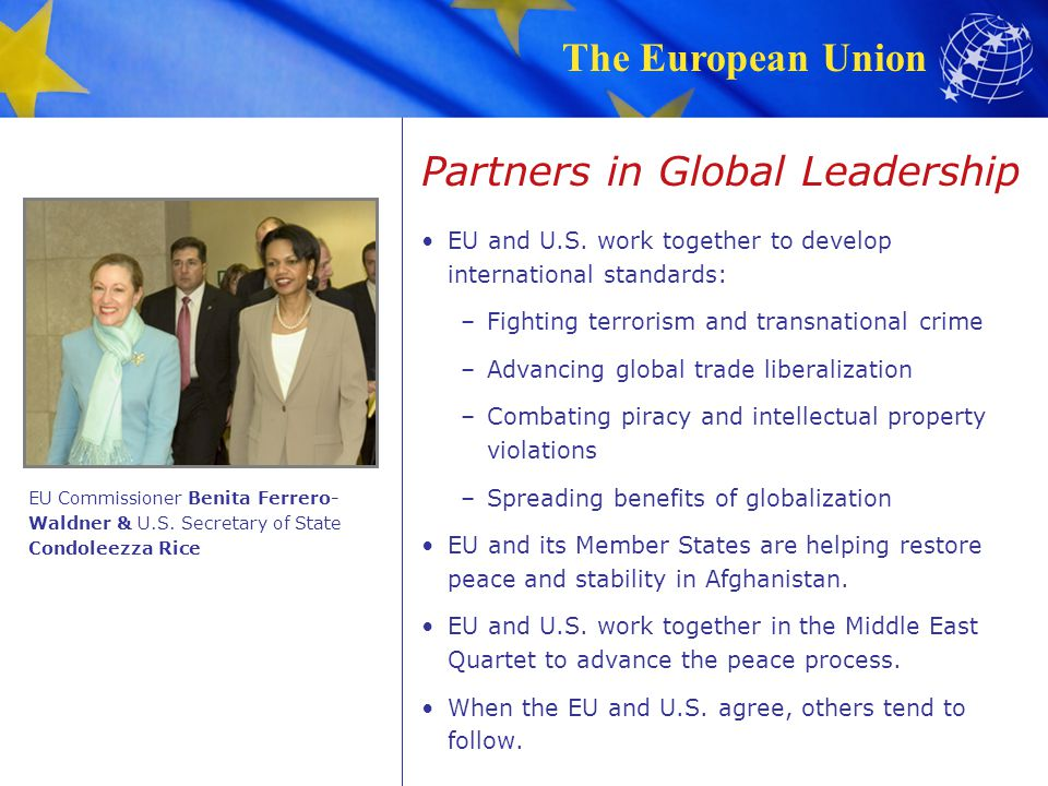 Partners in Global Leadership