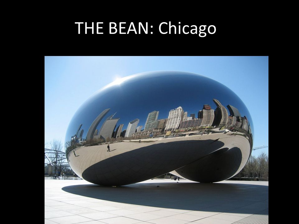 THE BEAN: Chicago