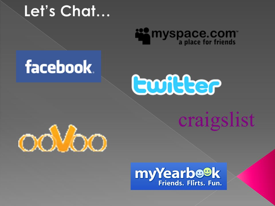 Let's Chat…