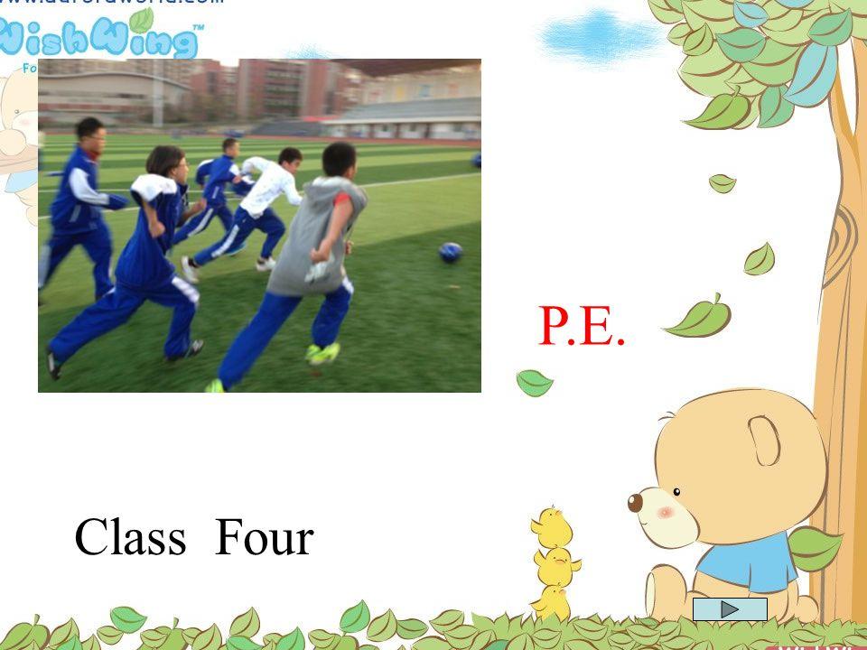P.E. Class Four