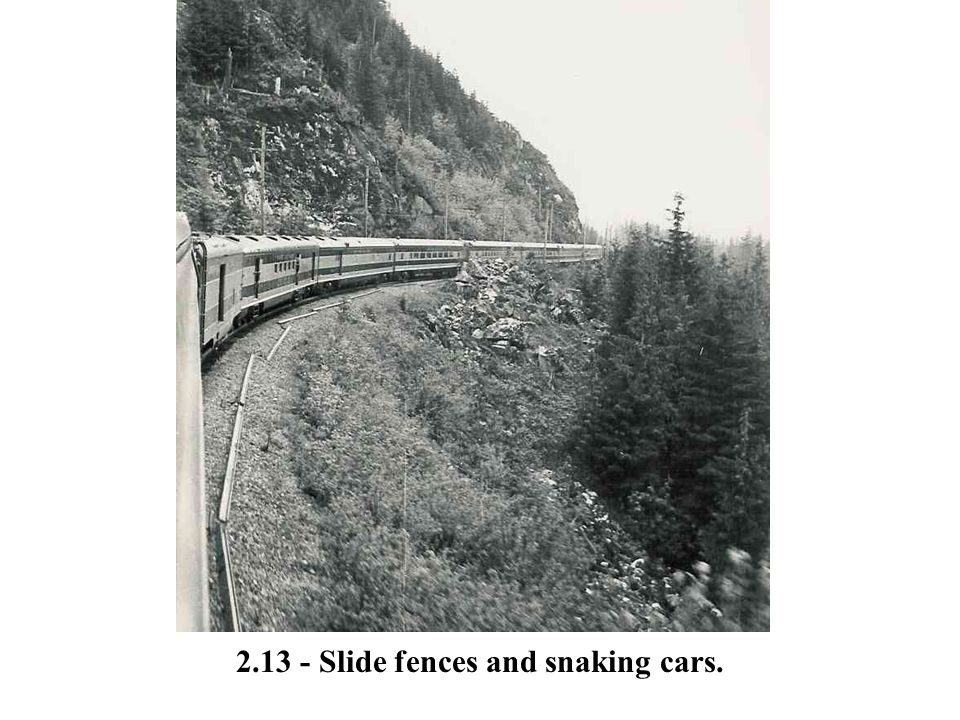 2.13 - Slide fences and snaking cars.