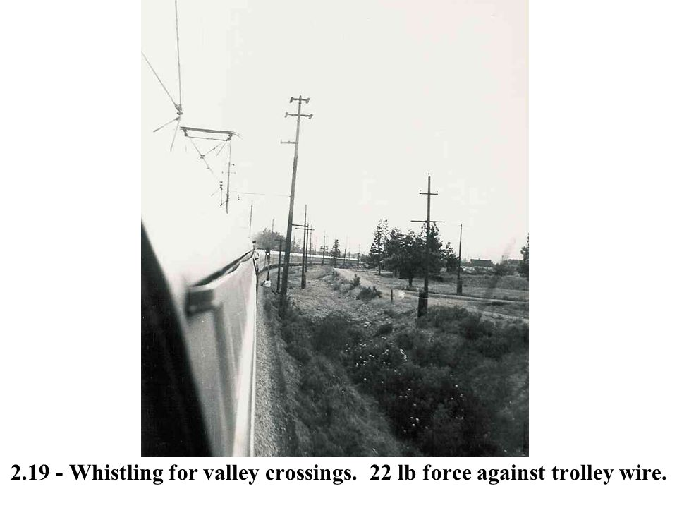 2. 19 - Whistling for valley crossings