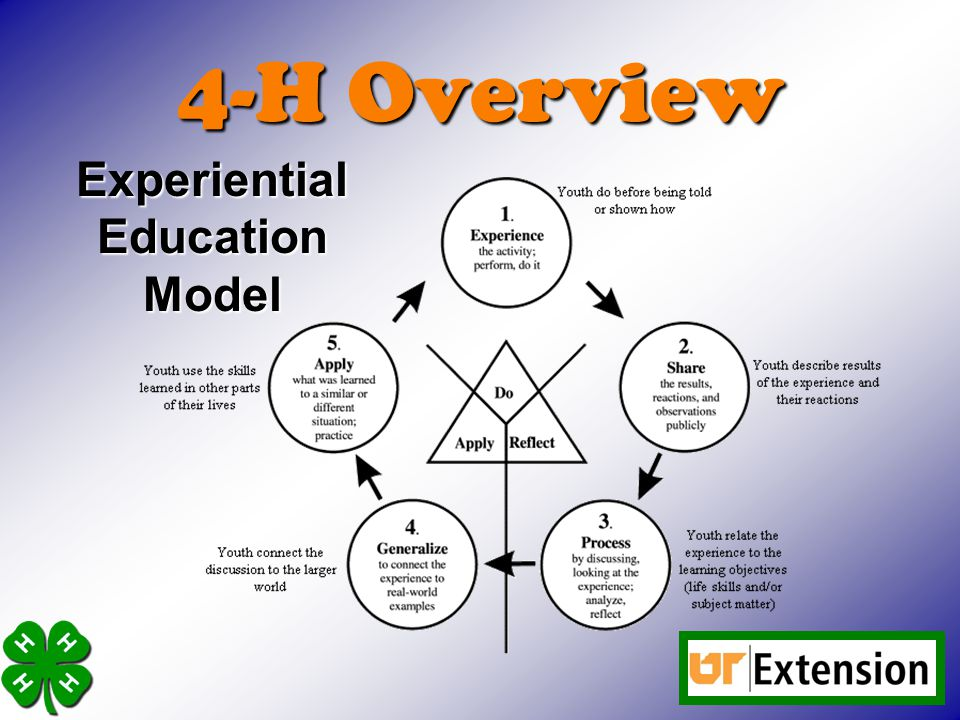 Experiential Education Model