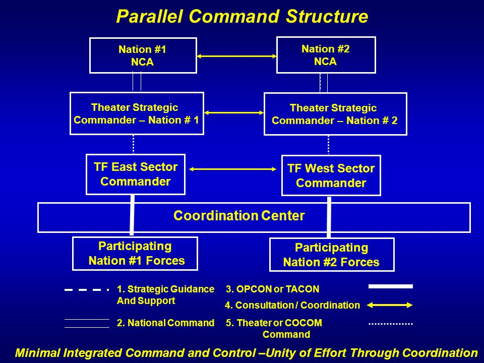 Parallel Command Structure