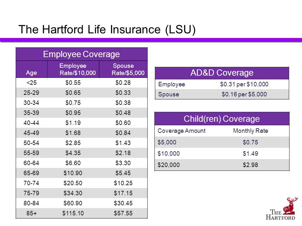 The Hartford Life Insurance (LSU)