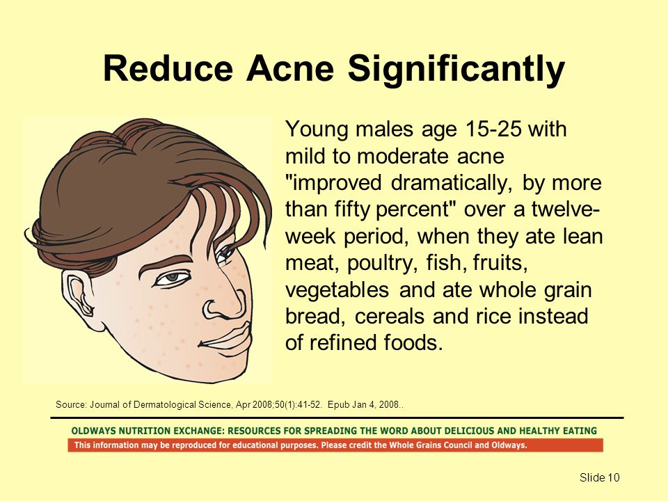 Reduce Acne Significantly
