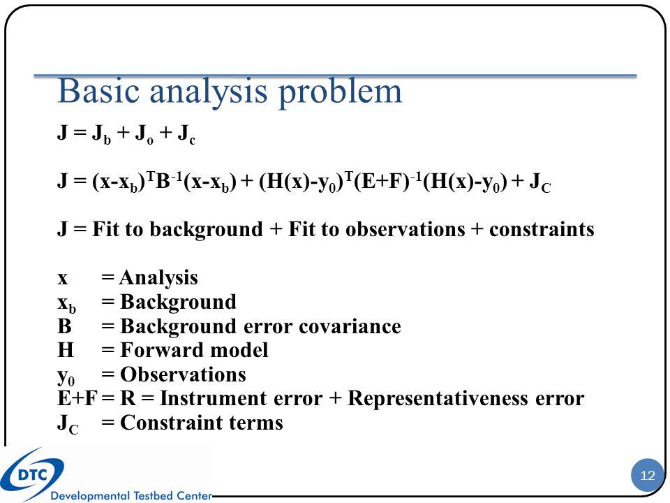 Basic analysis problem