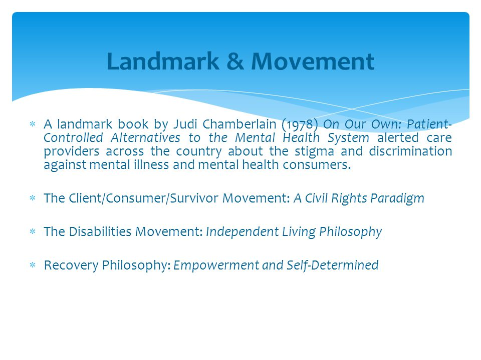 Landmark & Movement