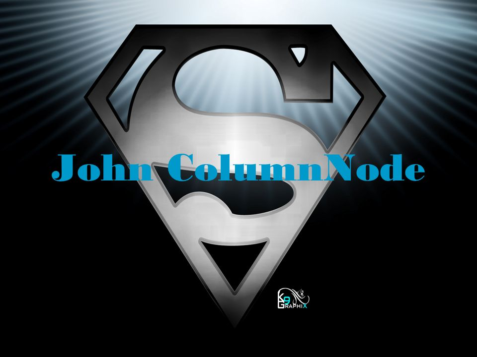 John ColumnNode