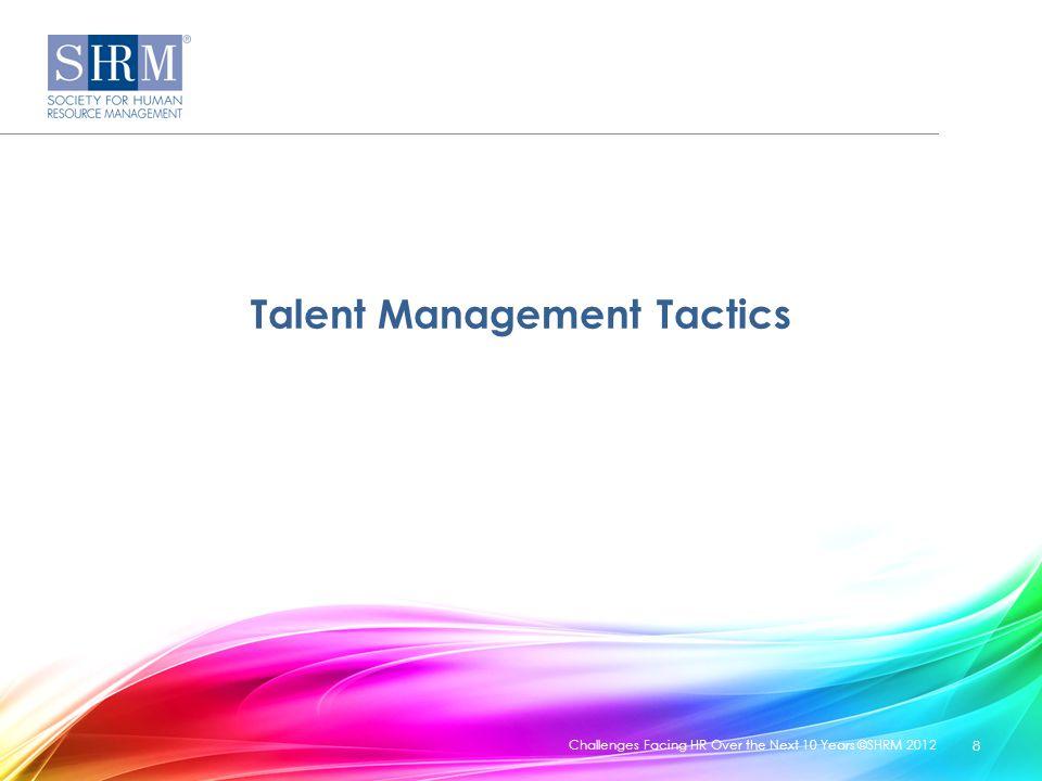 Talent Management Tactics