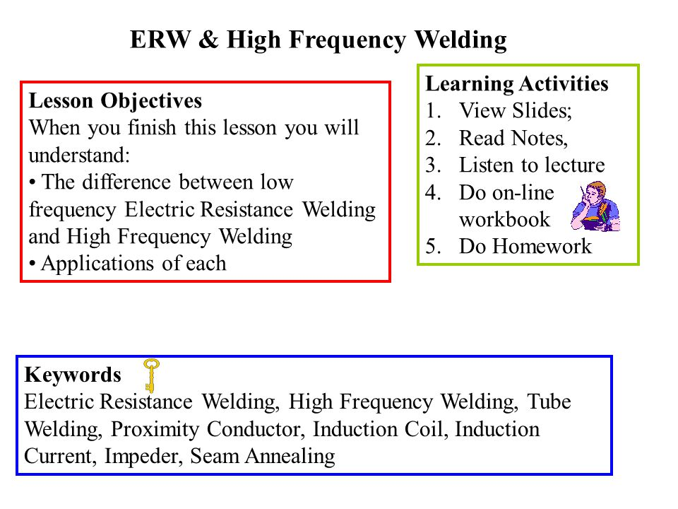 ERW & High Frequency Welding