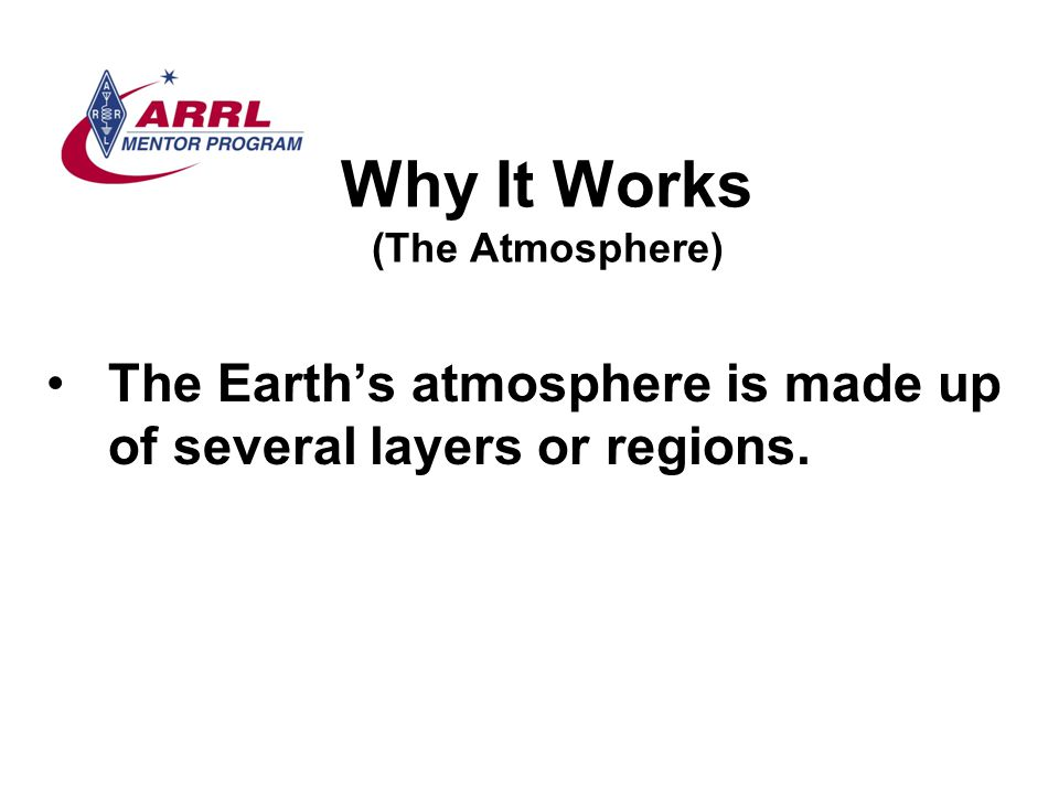 Why It Works (The Atmosphere)