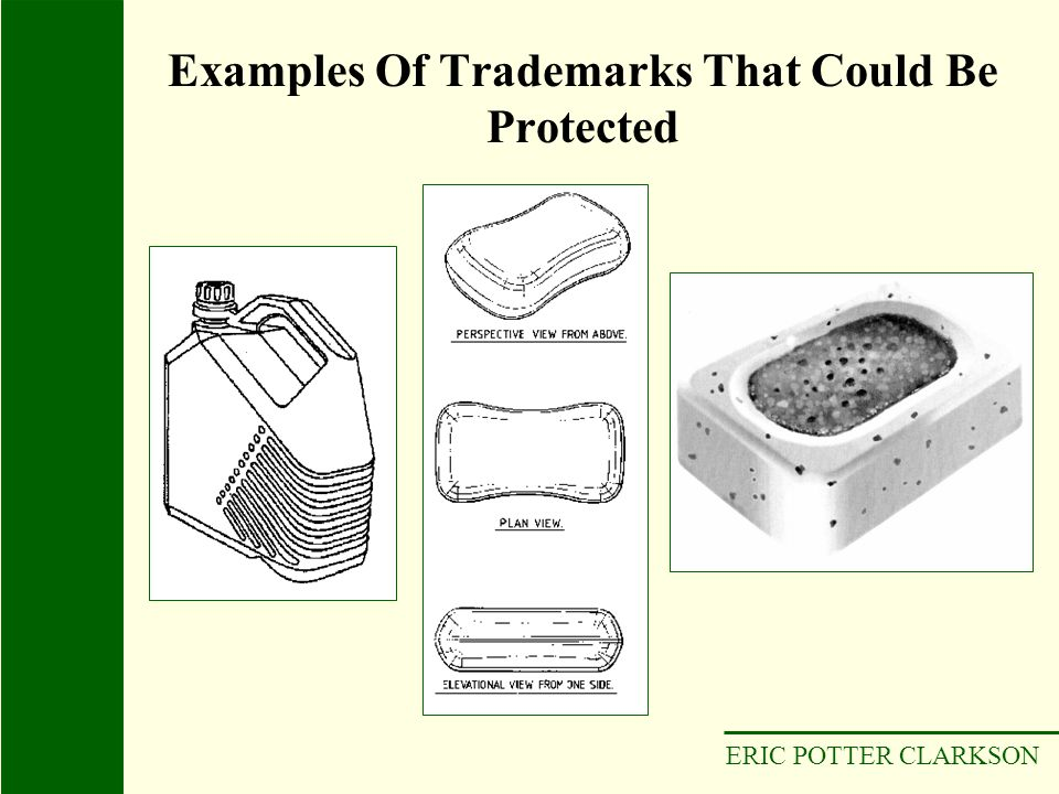 Examples Of Trademarks That Could Be Protected