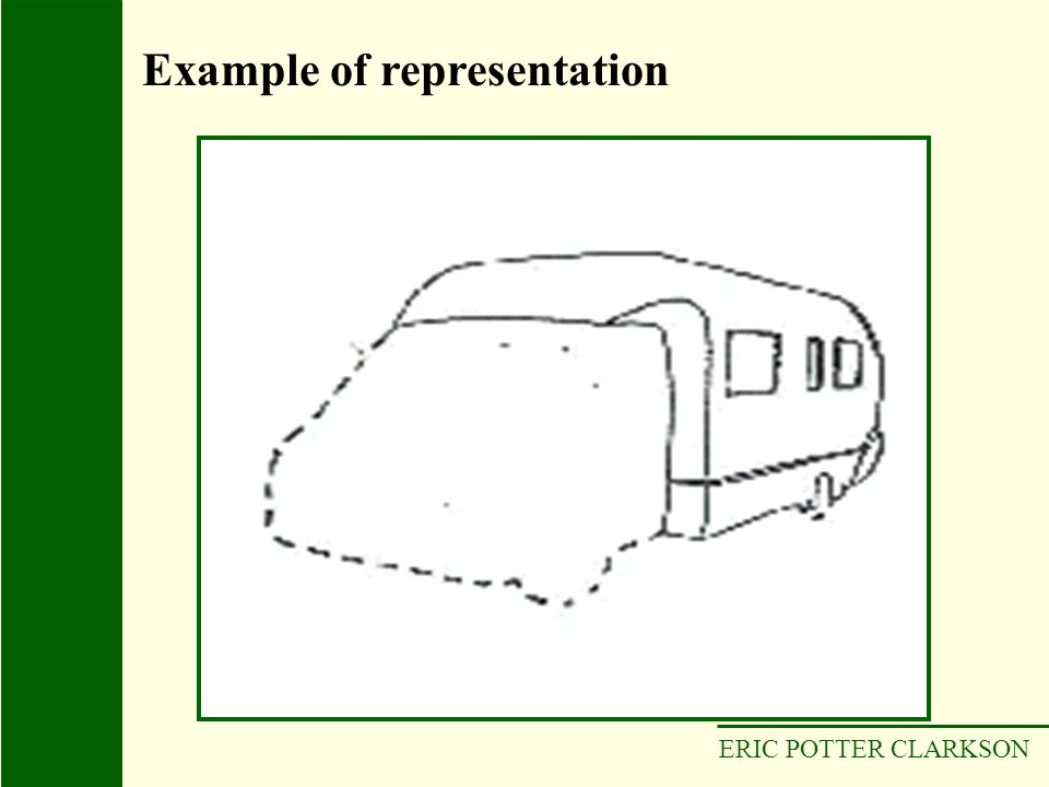 Example of representation