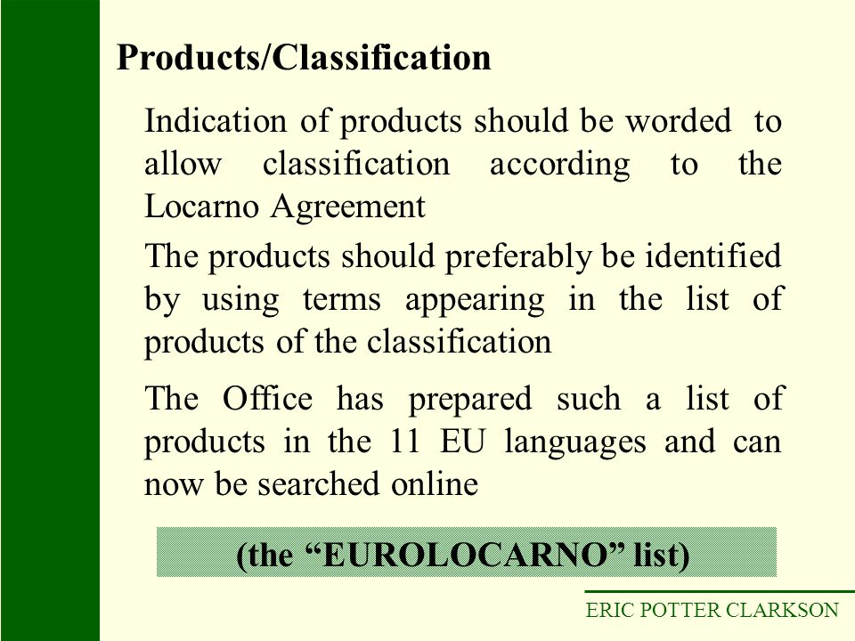 (the EUROLOCARNO list)