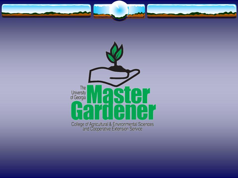 3. Georgia Master Gardener Logo