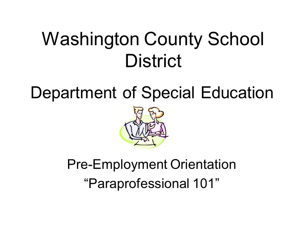Washington County School District
