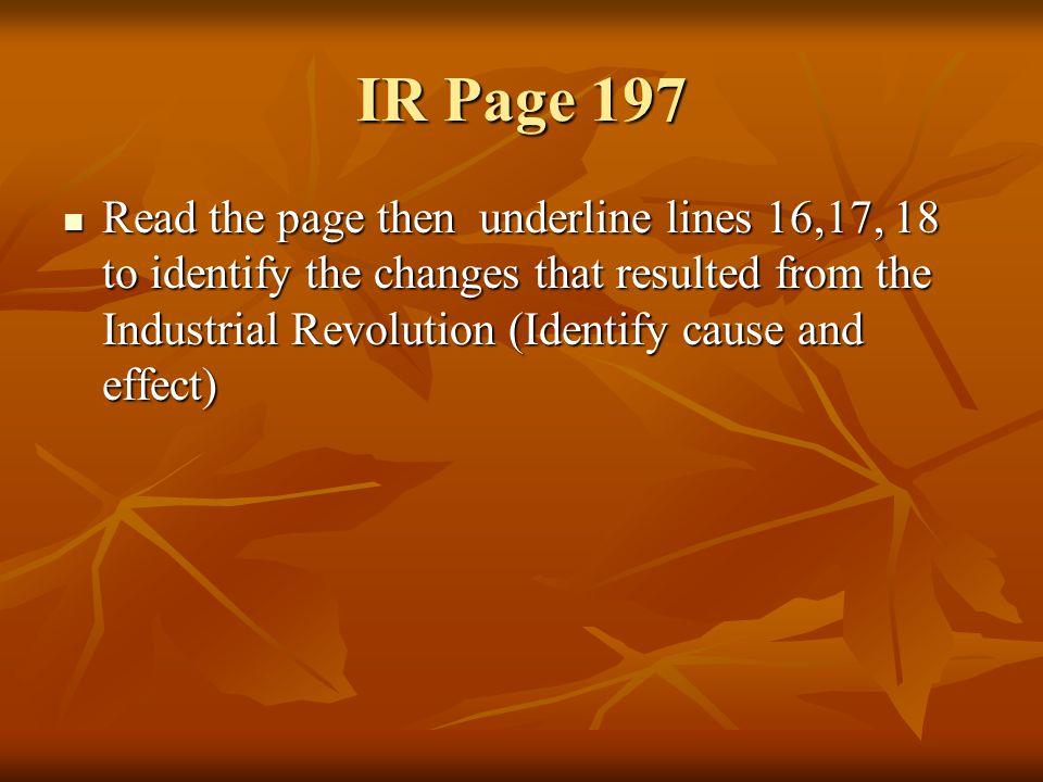 IR Page 197