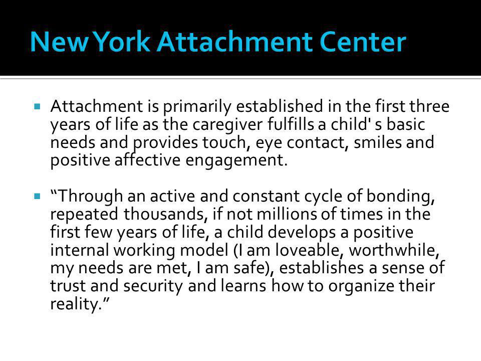 New York Attachment Center