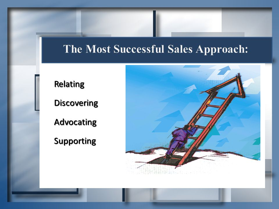 The Most Successful Sales Approach: