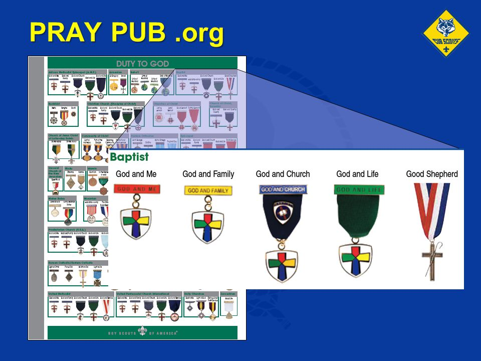 PRAY PUB .org