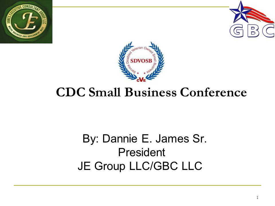 CDC Small Business Conference