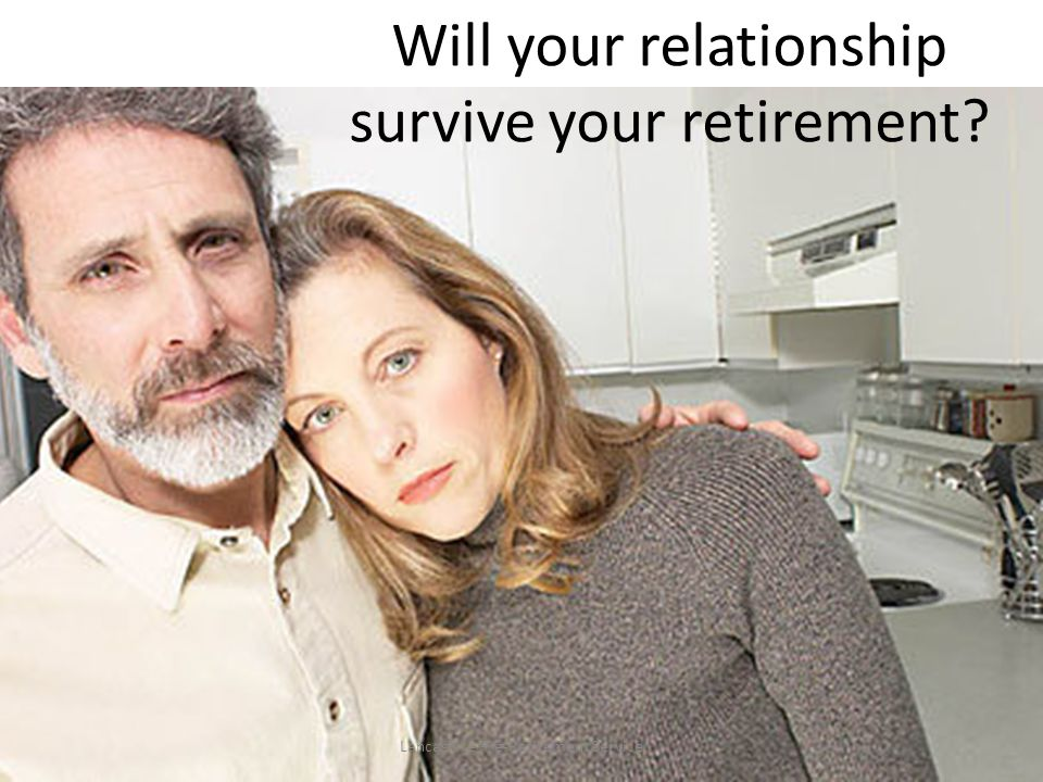 Will your relationship survive your retirement