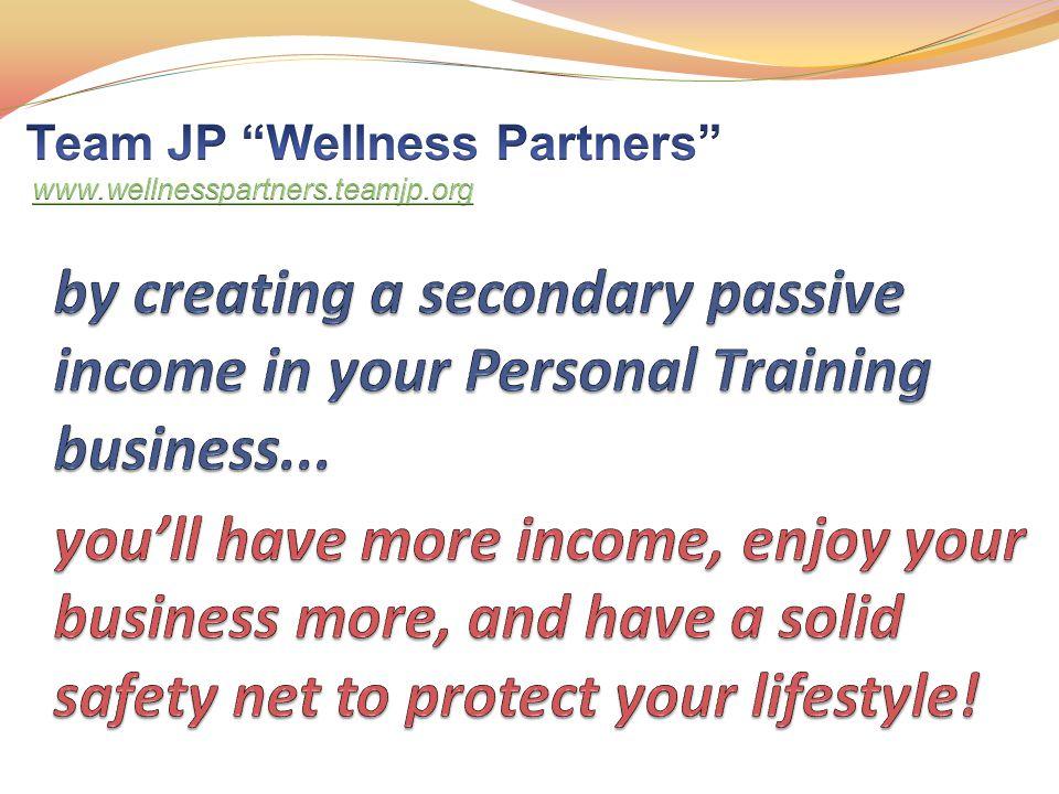 Team JP Wellness Partners