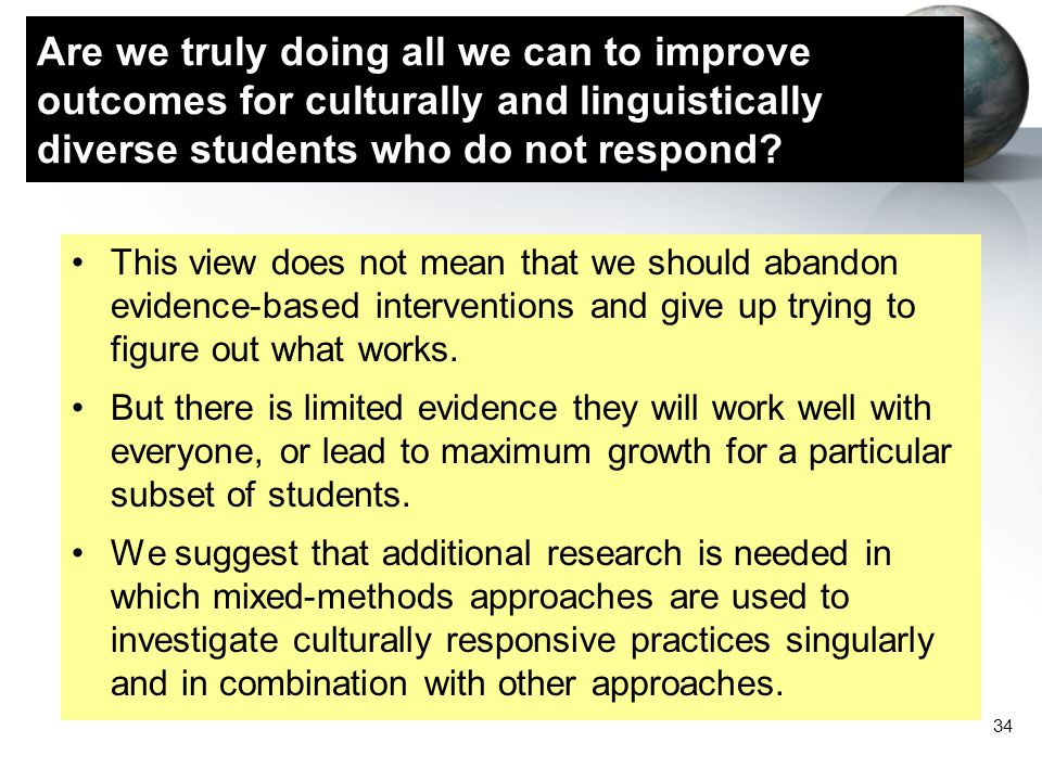 Are we truly doing all we can to improve outcomes for culturally and linguistically diverse students who do not respond