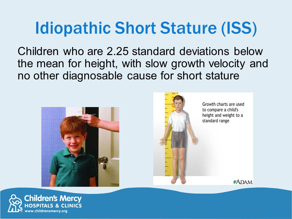 Idiopathic Short Stature (ISS)