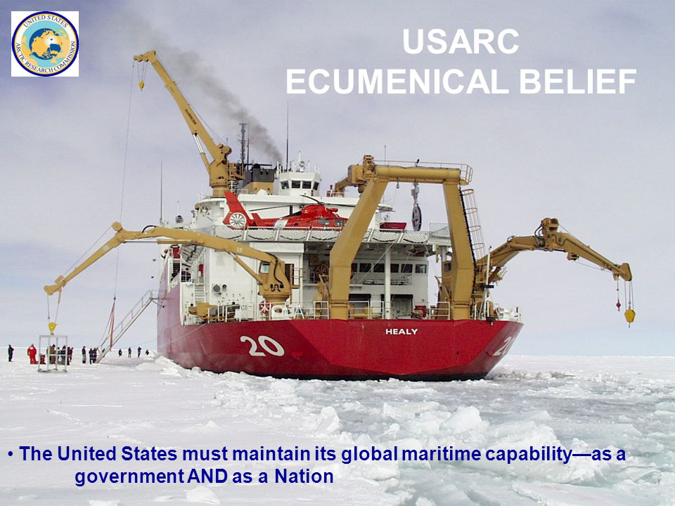 USARC ECUMENICAL BELIEF