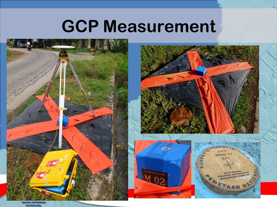 GCP Measurement