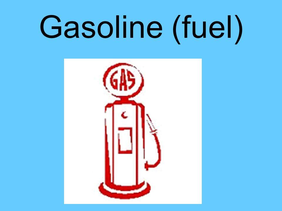Gasoline (fuel)