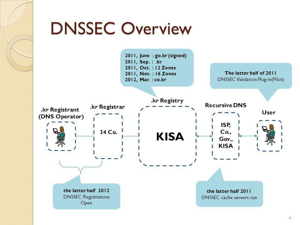 .kr Registrant (DNS Operator)