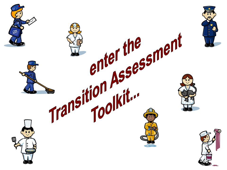 Transition Assessment