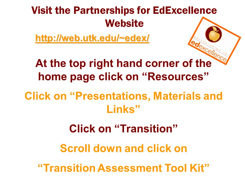 Visit the Partnerships for EdExcellence Website