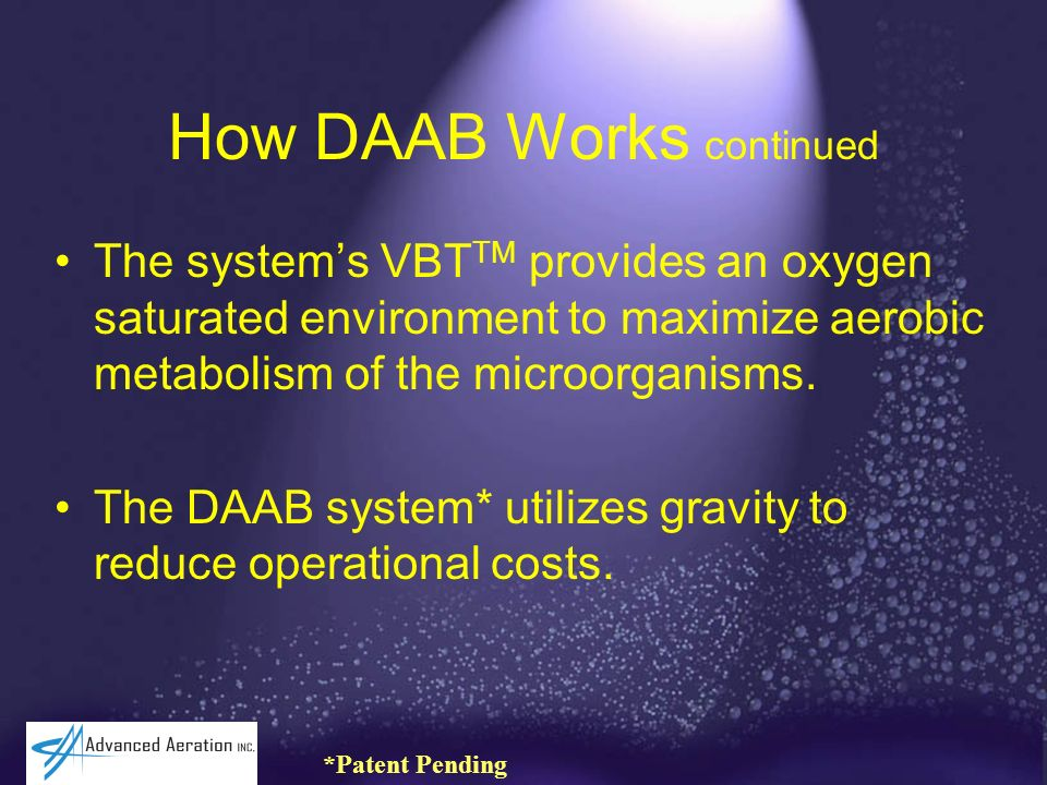 How DAAB Works continued
